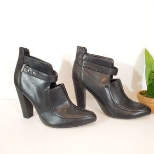 Forever 21 Cutout booties. Size 9